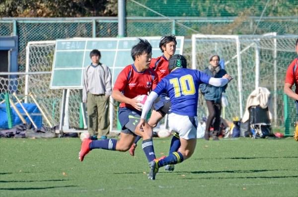 試合結果(関東大学ラグビーリーグ戦4部・5部入替戦)